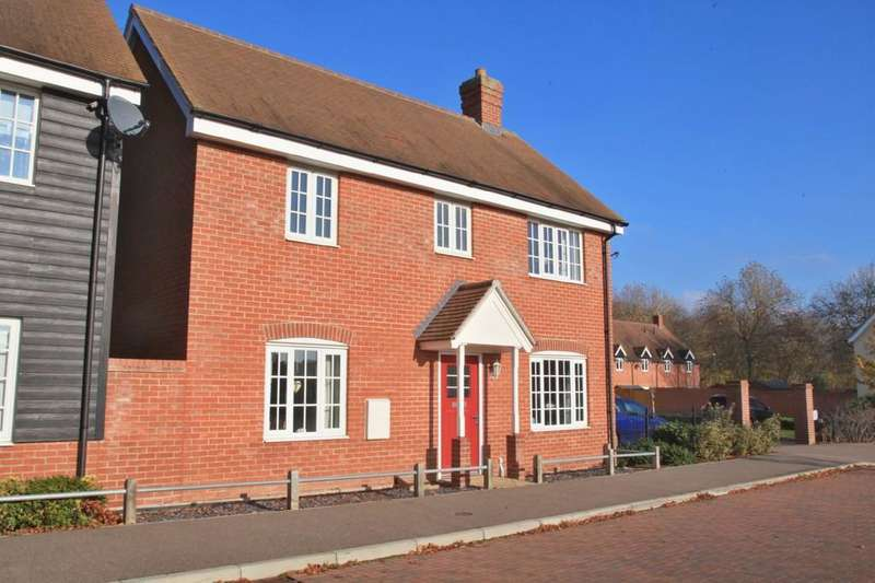 3 Bedrooms Detached House for sale in Richmond Road, Colchester, CO2 7FJ