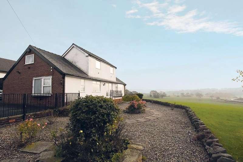 4 Bedrooms Detached House for sale in Mellor Brow, Mellor, Blackburn