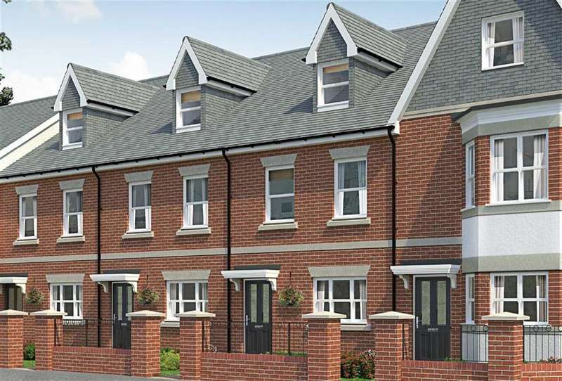 3 Bedrooms Town House for sale in The Ashforth, Wilmslow Road, Handforth