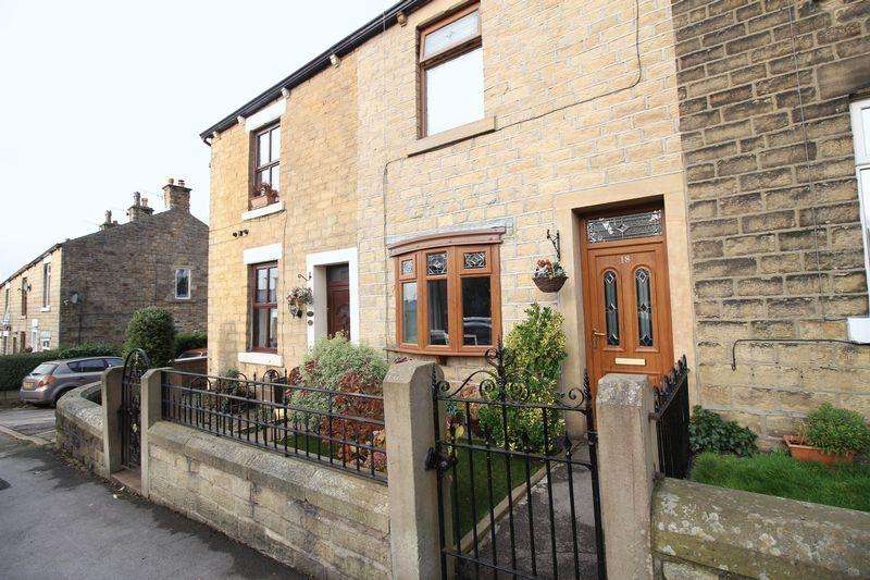 2 Bedrooms Terraced House for sale in Stanyforth Street, Hadfield