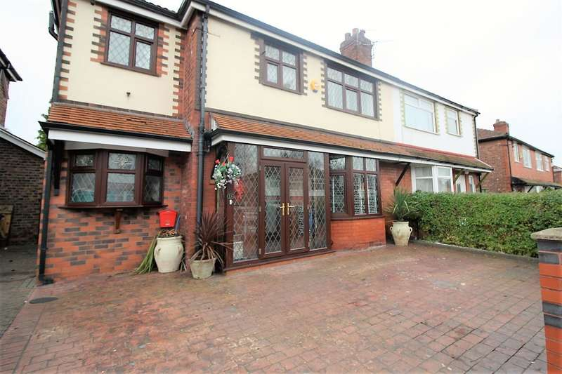3 Bedrooms Semi Detached House for sale in Huntley Road, Manchester
