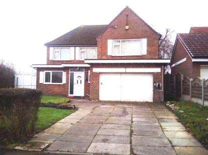 4 Bedrooms Detached House for sale in Lomond Road, Manchester, Greater Manchester