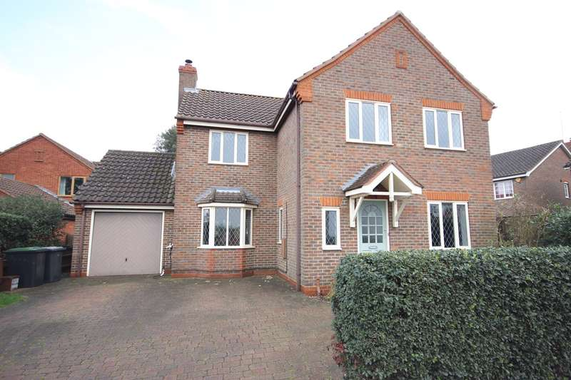 4 Bedrooms Detached House for sale in Silver End Road, Haynes , Bedfordshire , MK45