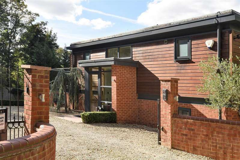 4 Bedrooms Detached House for sale in Hinksey Hill, West Oxford
