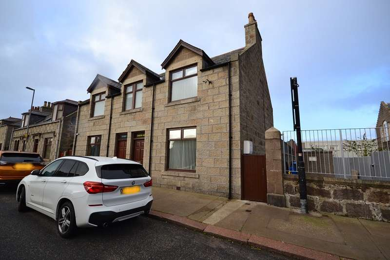 3 Bedrooms Semi Detached House for sale in Finlayson Street, Fraserburgh AB43