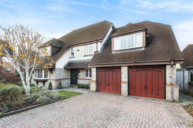 5 Bedrooms Detached House for sale in Queens Gate, Bristol