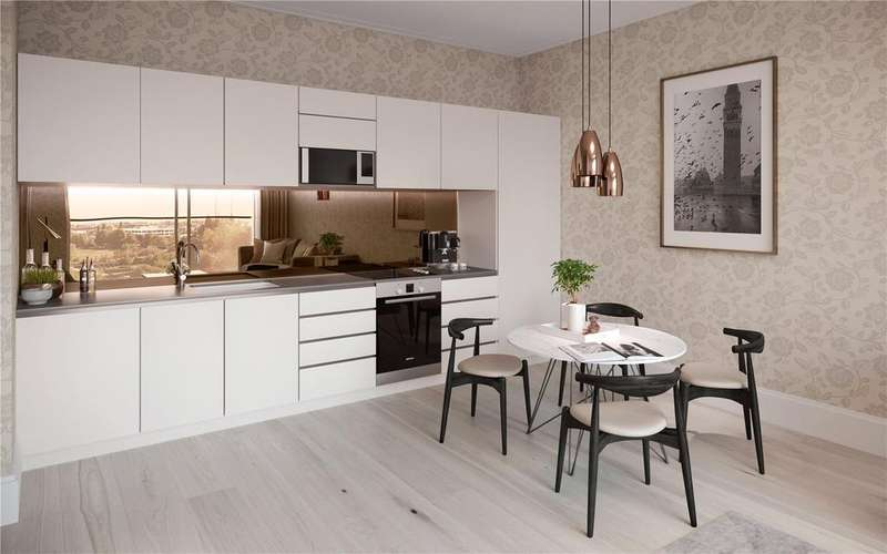 1 Bedroom Apartment Flat for sale in Buckhold Road, London, SW18