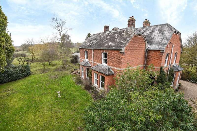 5 Bedrooms Detached House for sale in Gedding Hill, Gedding, Bury St Edmunds, Suffolk, IP30