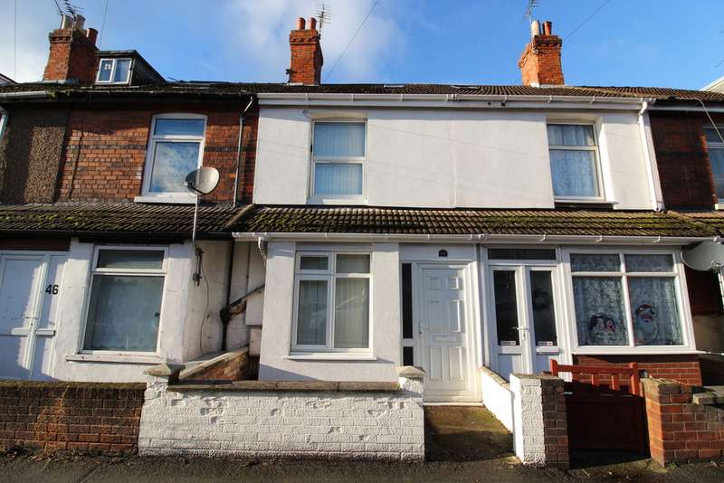 2 Bedrooms Terraced House for sale in Ashcroft Road, Gainsborough DN21