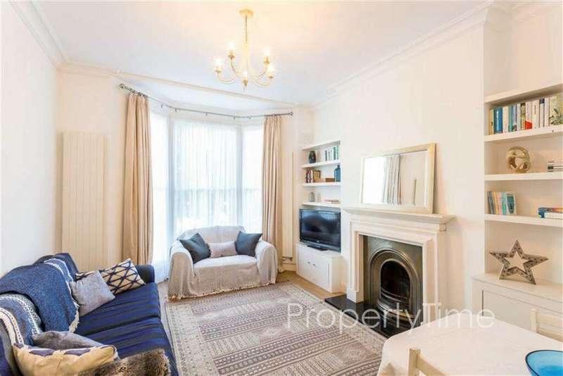 3 Bedrooms Duplex Flat for sale in Yonge Park, Finsbury Park, London