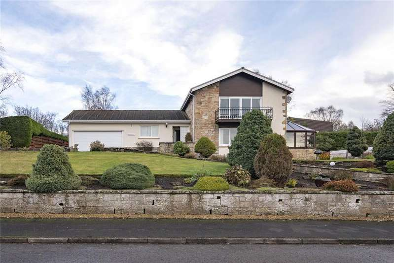 4 Bedrooms Detached House for sale in Morlich, 6 Leighton Avenue, Dunblane, FK15