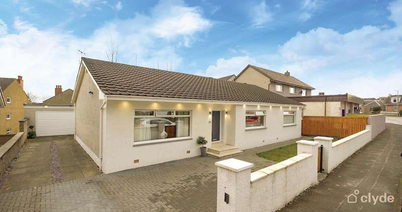 4 Bedrooms Bungalow for sale in Tuphall Road, Hamilton, South Lanarkshire, ML3 6TB