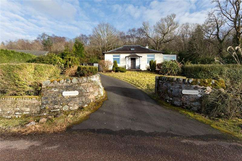 3 Bedrooms Detached Bungalow for sale in Strachur, Cairndow, Argyll and Bute