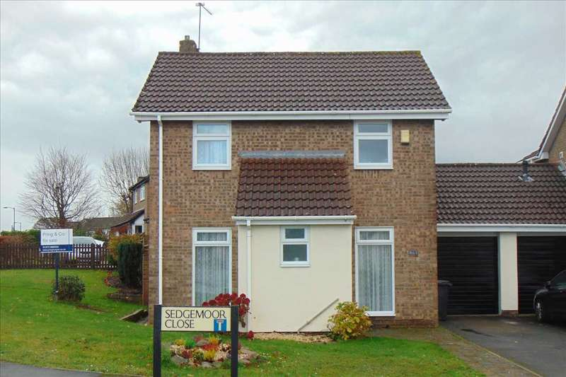 3 Bedrooms House for sale in SEDGEMOOR CLOSE, NAILSEA