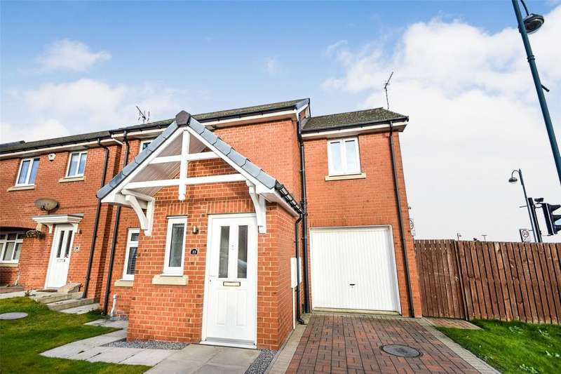 3 Bedrooms Detached House for sale in Linthorpe Avenue, Seaham, Co Durham, SR7
