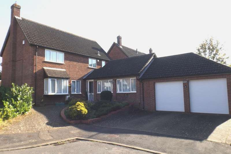 4 Bedrooms Detached House for sale in Fairfield, Gamlingay SG19