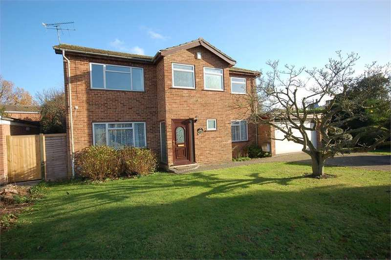 4 Bedrooms Detached House for sale in Loates Pastures Stansted Mountfitchet