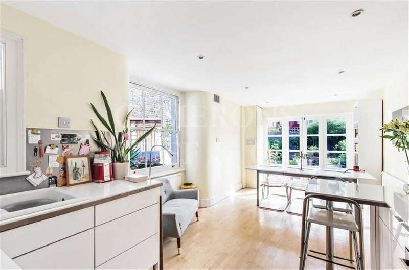 4 Bedrooms Terraced House for sale in Douglas Road, Queens Park, London, NW6