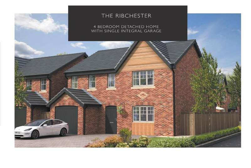 4 Bedrooms Detached House for sale in Mather Fold Farm, Hoghton Lane, Preston