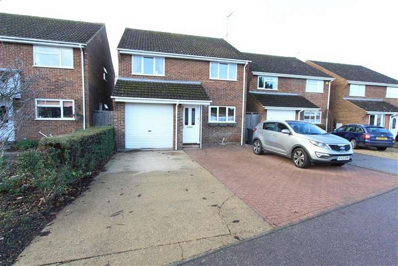 4 Bedrooms Detached House for sale in Weston Avenue, Leighton Buzzard