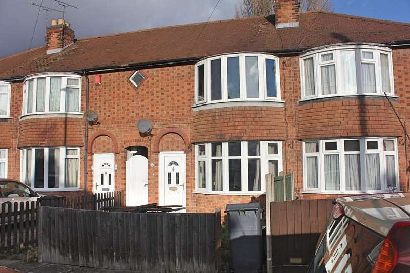 3 Bedrooms Town House for sale in Bradston Road, Aylestone, Leicester