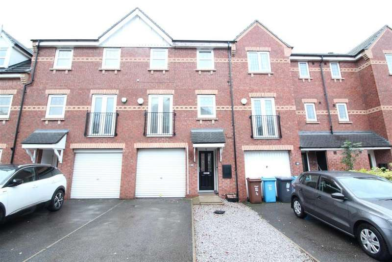 3 Bedrooms Terraced House for sale in Philip Larkin Close, Hull