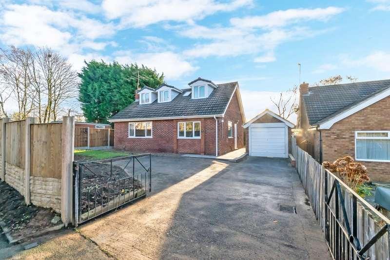 4 Bedrooms Detached Bungalow for sale in Halton Station Road, Sutton Weaver, Runcorn, WA7