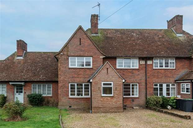 3 Bedrooms Terraced House for sale in Village Road, Bromham, Bedford