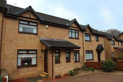 2 Bedrooms Terraced House for sale in Beresford Grove, Stanecastle, Irvine, North Ayrshire