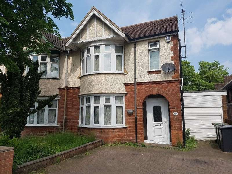 3 Bedrooms Semi Detached House for sale in Montrose Avenue, Luton, Bedfordshire, LU3 1HP
