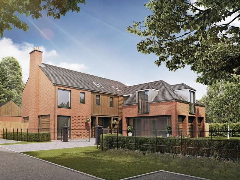 6 Bedrooms Detached House for sale in Culcheth Hall Drive, Culcheth, Warrington, WA3