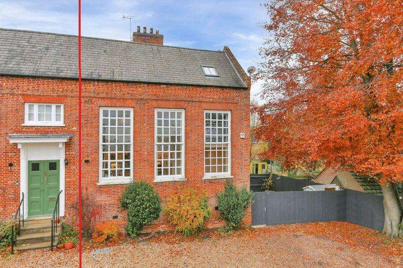 2 Bedrooms Town House for sale in Kibworth, Leicester