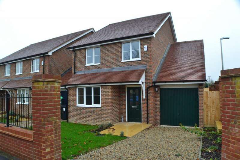 3 Bedrooms Link Detached House for sale in Wallis Gardens Newbury