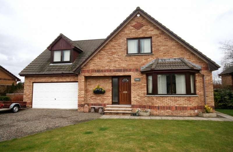 3 Bedrooms Detached Villa House for sale in 33 School Road, Symington, ML12 6LT