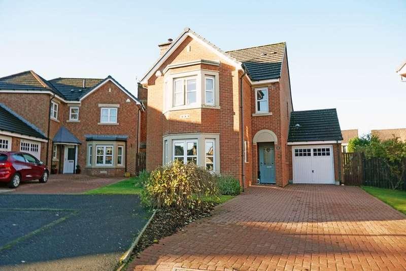 4 Bedrooms Detached House for sale in Meadow Close, Lindsayfield, East Kilbride G75