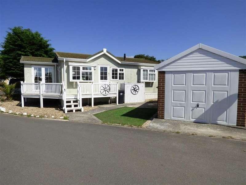 2 Bedrooms Park Home Mobile Home for sale in Summer Lane Caravan Park