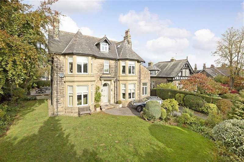 6 Bedrooms Detached House for sale in Rutland Road, Harrogate, North Yorkshire