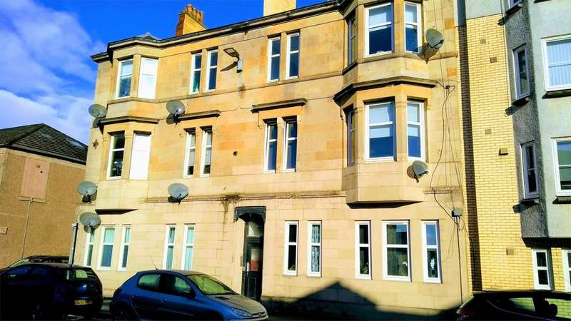 1 Bedroom Flat for sale in 1/2, 1083 Tollcross Road, GLASGOW, G32 8UH