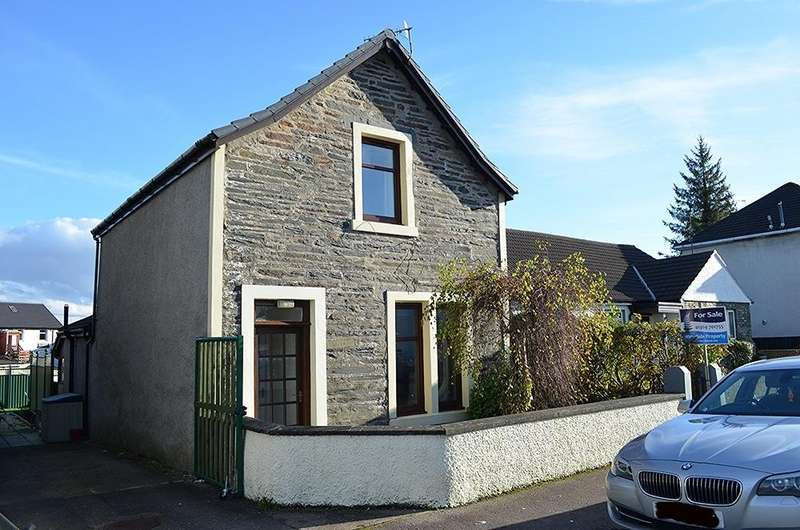 2 Bedrooms Detached House for sale in 236 Edward Street, Dunoon, Argyll and Bute, PA23 7PJ