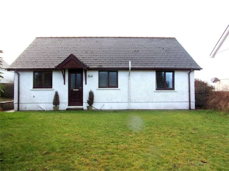 2 Bedrooms Detached Bungalow for sale in Blaen Treweryll, Blaenffos, Boncath, Pembrokeshire