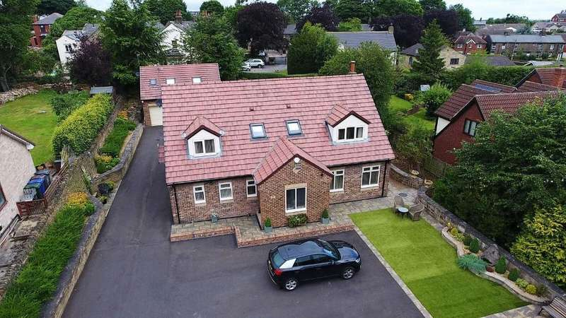 4 Bedrooms Detached House for sale in Moorland Place, Silkstone Common, Barnsley, S75 4RG