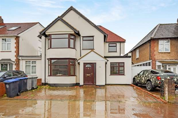 5 Bedrooms Detached House for sale in Carlton Avenue East, WEMBLEY, Middlesex