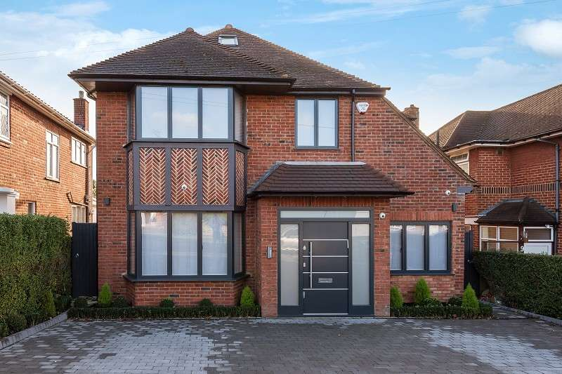 7 Bedrooms Detached House for sale in Blackwell Gardens, Edgware, Greater London. HA8 8QA