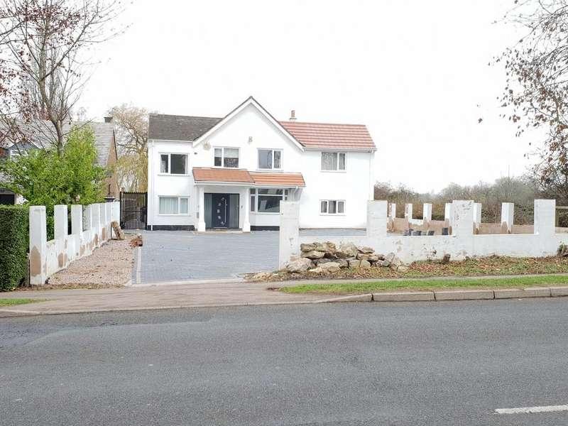 7 Bedrooms Detached House for sale in Scraptoft Lane, Scraptoft, Leicester