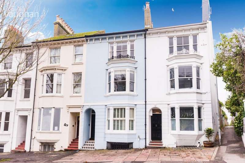 4 Bedrooms Town House for sale in Dyke Road, Brighton, BN1