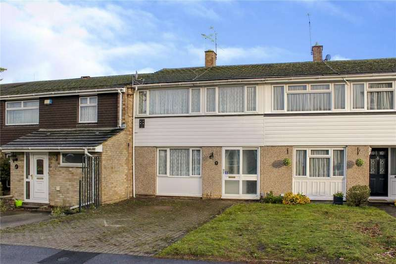 3 Bedrooms Terraced House for sale in Cumnor Way, Bracknell, Berkshire, RG12