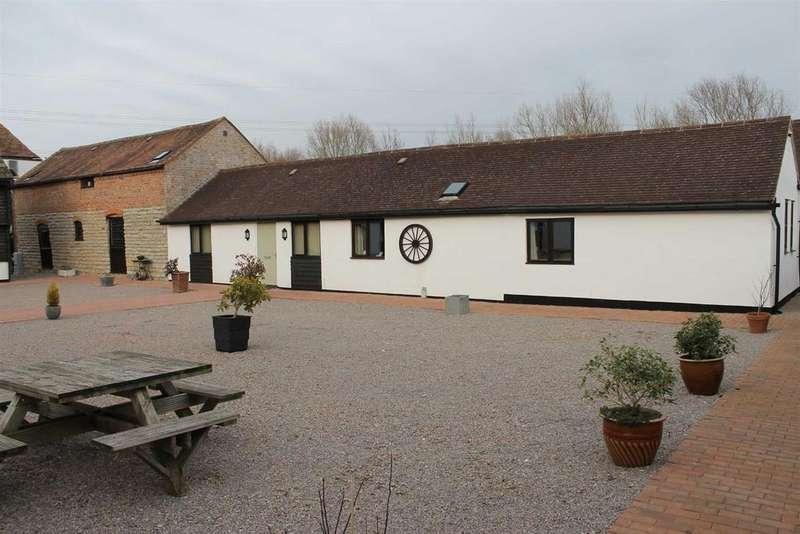 4 Bedrooms Detached House for sale in Barbers Bridge, Rudford