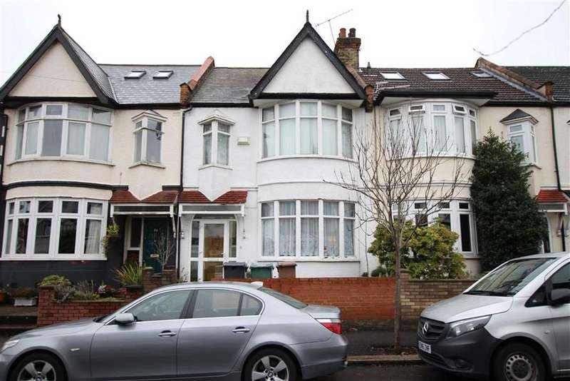 3 Bedrooms Terraced House for sale in Woodstock Road, Walthamstow, London