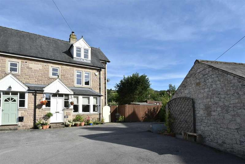 3 Bedrooms Town House for sale in Matlock Green, Matlock