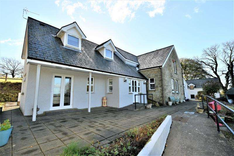 8 Bedrooms Smallholding Commercial for sale in Rhydlewis SA44